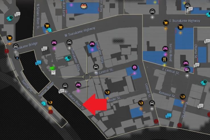 yakuza like a dragon urinator map.jpg