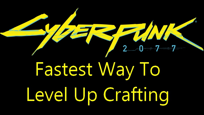 Cyberpunk 2077: Quickhacking Level Glitch for Fast Max Skill