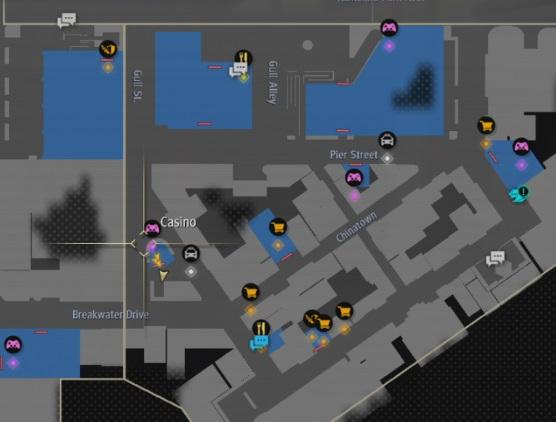 yakuza like a dragon casino maps.jpg