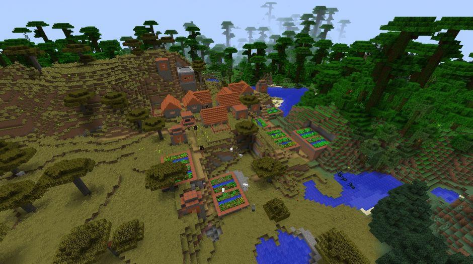 Minecraft island village 1.16.4 wtbblue.com