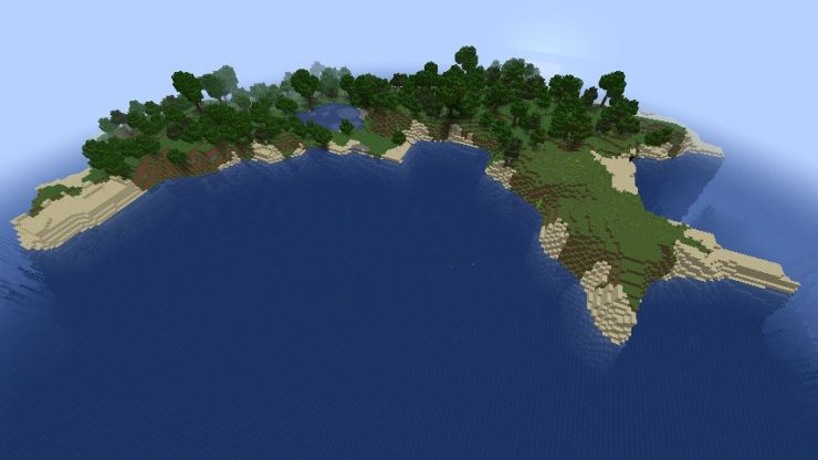Best 2021 seeds survival dating pe minecraft ps4 (!) in island Top 10